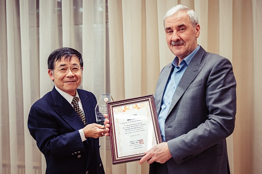 VSW recognized as world leader  in production system development