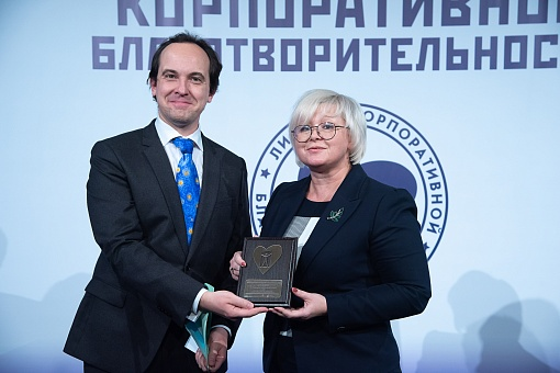 OMK Makes It to Top Ten Corporate Charity Donors in Russia