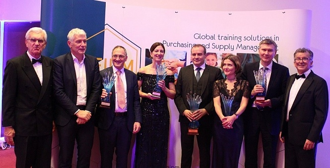 OMK Recognized with European Institute for Purchasing Management Award