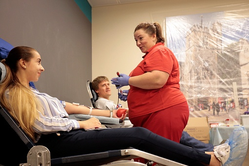 OMK Completes Third Blood Drive This Year