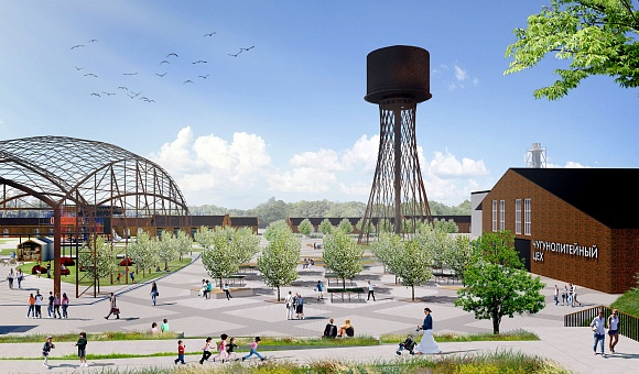 Industrial Culture Project by OMK and Town of Vyksa Receives Grant in Small Town Competition
