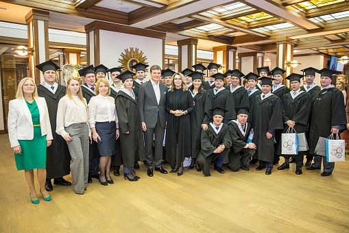OMK Managers Graduate Special MBA Program