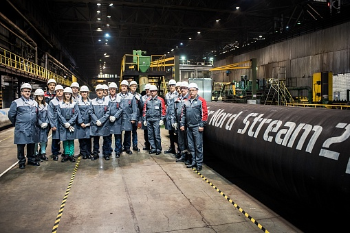 VSW Hosts Production Safety Workshop for Nord Stream 2